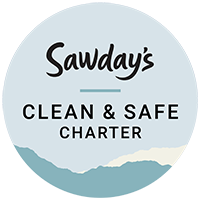 Sawdays - Clean and Safe